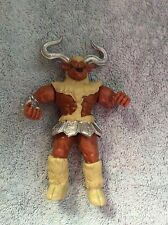 Power Rangers Slash & Block Minotaur 1994 Action Figure by Bandai