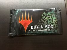 MTG BOOSTER BUY A BOX TREASURE CHEST IXALAN (BOOSTER SEALED)