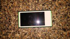 Apple iPod nano 7th Generation Green