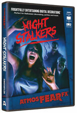 Morris Costumes New Startle Sacre Slasher Atmosfearfx Night Stalker DVD. ATX0011
