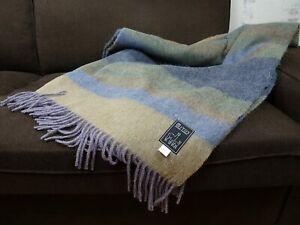 Wolldecke Wolle viele Farben Alpakawolle Schurwolle Decke Alpakadecke Sofadecke