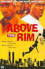 ABOVE THE RIM NEW DVD