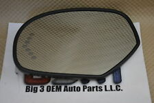 Chevrolet GMC Cadillac Driver Side Outside Rear View Mirror Glass OEM 25892978