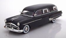 1952 Packard Henney Hearse Black by BoS Models LE of 504 1/18 Scale New!