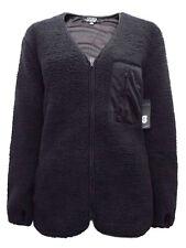 Tindra DARK-GREY Zip Pocket Fleece Jacket