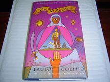"""LIKE NEW COND* THE ALCHEMIST by Paulo Coelho (1998) HARDCOVER W/ DJ"