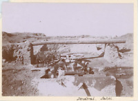 Egypte, Denderah, Sakieh  Vintage print.  Tirage citrate  8x11  Circa 1900