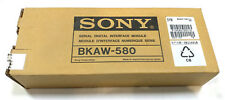 Sony BKAW580 Serial Digital Video Interface Module for AWS-G500 Anycast Station