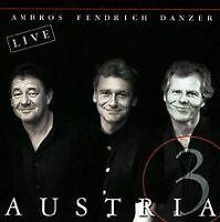 Austria 3 von Wolfgang Ambros & Rainhard Fendrich & Georg ... | CD | Zustand gut