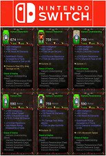 Diablo 3 [SOFTCORE] Nintendo Switch - All Primal Ancient Necromancer Class Sets