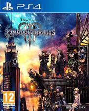 KINGDOM HEARTS 3 VIDEOGAME PS4 GIOCO NUOVO SIGILLATO SONY PLAY STATION 4