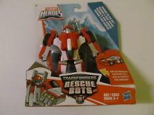 Playskool Heroes - Transformers Rescue Bots Heatwave (The Fire-Bot)