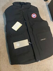 Men's Canada Goose Gilet XL Black