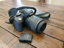 Nikon d3100 DSLR Camera with 18-55mm lens