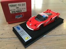 BBR 1/43 CS039 FERRARI FXX / ENZO EVO USA EDITION 2009 03/20 RARE