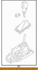 FORD OEM 11-14 Edge Transmission Gear Shifter Shift Housing-Assy CT4Z7210KC