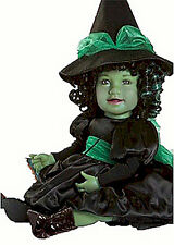 Adora Doll Wizard of Oz Wicked Witch 20 inch vinyl Ages 4 and up NEW in box