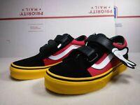 Vans x Disney Old Skool V Mickey Mouse HUGS Arms Sneakers Kids Sneakers sz 3 Kid
