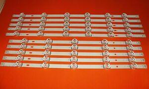 Backlight Array LED Strips LG 55LB580V 55LB630V 55LF580V 55LB650V 55LF652V TV