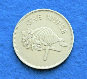 1982 Seychelles Rupee - Great Coin - See PICS