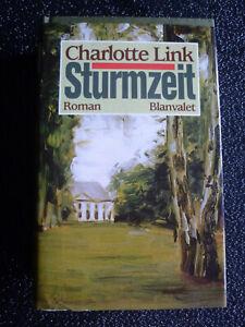 CHARLOTTE  LINK     Sturmzeit    Gebunden