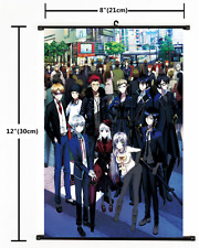Japanese Anime K project Home Decor Poster Wall Scroll 2026