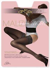 OMSA MALIZIA stockings 40 DEN