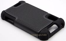 for Motorola atrix 4g mb860 rugged case triple layer soft hard black mb 860 &