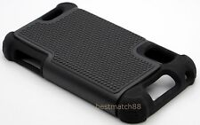 for Motorola atrix 4g mb860 rugged case triple layer soft hard black mb 860