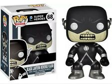 DC Comics POP! Figura in vinile Black Lantern REVERSE Flash Funko DANNEGGIATO SCATOLA ESTERNA