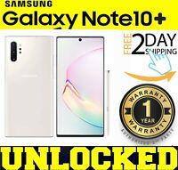 Samsung Galaxy NOTE 10 PLUS N975U1 256GB AURA WHITE (FACTORY UNLOCKED) ❖SEALED❖w