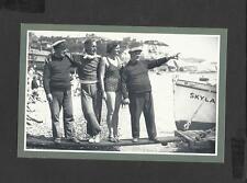 Nostalgia Postcard Sweden's number one Swimmer Sally Bauer 1939