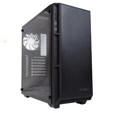 Intel i7-7700 3.6GHz 8G RAM 120G SSD 1TB HDD GTX1050 High-Performance Gaming PC