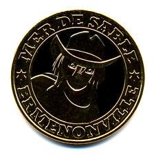 60 ERMENONVILLE Mer de Sable, Willy West, 2017, Monnaie de Paris