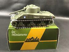 Repro Box Solido Militär Nr.231 Sherman M 4