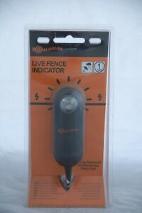 Gallagher Live Fence Indicator Fence powered no batteries required