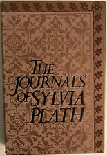The Journals of Sylvia Plath, 1982-First Printing