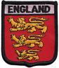 Inglaterra Ricardo Corazón Corazón de León Parche Bordado