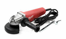 """Milwaukee 11 Amp 4-1/2"""" Inch Angle Grinder Contractor Grade Power Tools 6147-30"""