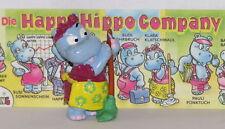 Karla Klatschmaul  aus   Die Happy Hippo Company  1994