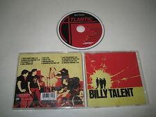 BILLY TALENT/BILLY TALENT(ATLANTIC/7567-83614-2)CD ALBUM