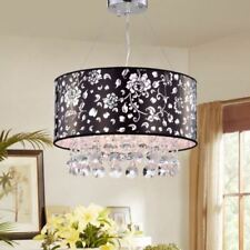 Warehouse Of Tiffany Claire Crystal 3 Light Chandelier