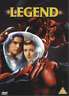 Billy Barty, Tom Cruise-Legend (UK IMPORT) DVD [REGION 2] NEW