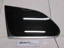 VOLVO XC60 2.4 D AUT 120KW (2013) RICAMBIO VETRO FISSO PARAFANGO POSTERIORE SINI