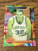 Vintage 1994 NBA Topps Finest #22 JAMAL MASHBURN RC Mavs 🐝 Heat RARE NrMt/Mt SP