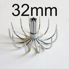 10X 21g Big worm Wide Spider Hook Glow Squid Jigs Hook Wide 32mm
