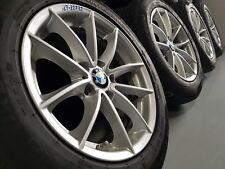 4x Orig BMW X3 F25 Alufelgen RDCI Pirelli Winterreifen 205/65 R17