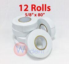 """12 Rolls Double Sided Foam Mounting Tape 5/8"""" x 80"""""""