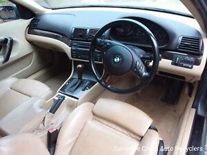 CENTRE CONSOLE 2002 BMW 3 SERIES E46, TAN, W/ ARMREST TYPE, 09/98-07/06 Automati