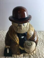 Launa Pottery - Medical Doctor Figurine - Made in Uruguay